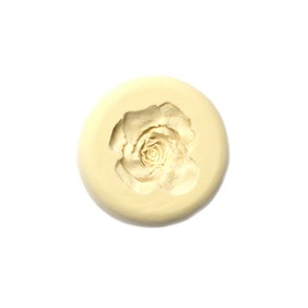 Rose Metal Clay Mould