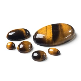 Golden Tigereye Cabochon