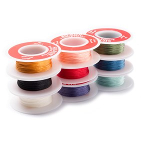 Silkon Thread, 0.4mm