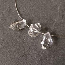 On the trail of Herkimer Diamonds