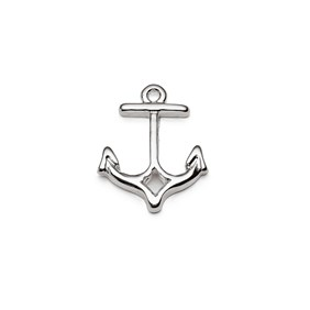 Sterling Silver Anchor Charms