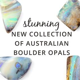 Browse Australian Boulder Opals