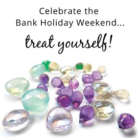 Choose Your Treat This bank Holiday Weekend