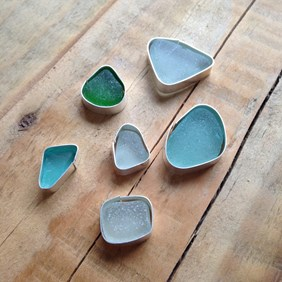 Working With Sea Glass