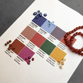 2016 Autumn Palette For Jewellery Designers