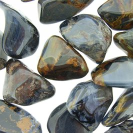 Pietersite Tumble Polished Pieces