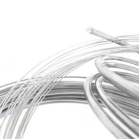 Sterling Silver Round Wire
