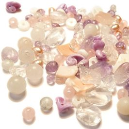 `Confetti` Gemstone Bead Pack - 20 grams