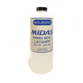 Midas Finish Seal Lacquer