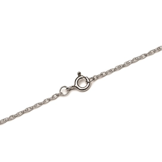 Sterling Silver Fine Rope Chain